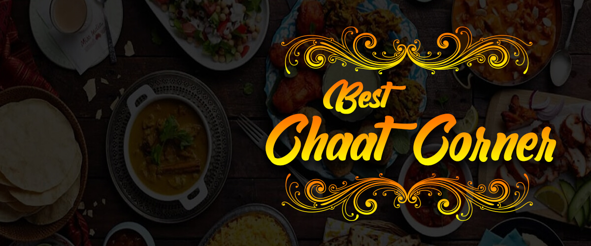 best chaat corner